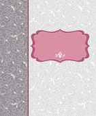 卡模板框架设计 — 图库矢量图片