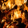 Fire and flames — Stock Photo #12619838