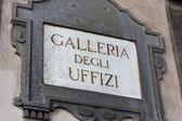 Uffizi gallery — Photo