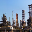 Stock Photo: Industry petrochemical