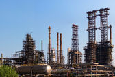 Industry petrochemical — Stock Photo