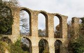 Rzymski akwedukt — Zdjęcie stockowe