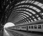 Station of milan — Stock Photo