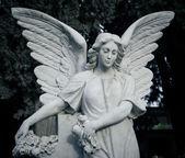 葬式の像 — ストック写真