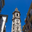 Valencia, bell Santa Catalina — Stock Photo