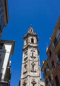 Valencia, bell Santa Catalina — Stock Photo