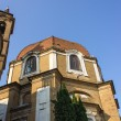 Florence, the Medici Chapels — Stock Photo