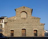 Florence, Basilica of San Lorenzo — Stock Photo