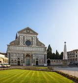 Florence, Santa Maria Novella — Stock Photo