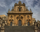 Modica, st.peter — Stockfoto