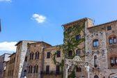San gimignano, toscana — Foto de Stock