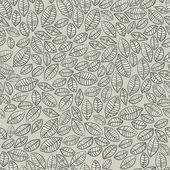 Bezszwowe liści — Wektor stockowy