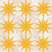 бесшовный фон с звездами — Cтоковый вектор