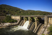 Dam Penarrubia, Leon, Spain — Stock Photo
