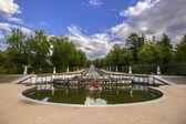 Fountain of Anfitrite in the palace of San Ildefonso, Segovia, S — Zdjęcie stockowe