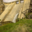 Dam of Barrios de Luna, Leon, Spain — ストック写真 #13263798