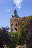 Church of St. Andrew of the 12th century in Segovia, Spain — Stock Photo