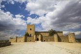 Castle of Pedraza in Segovia, Castilla-Leon, Spain — Stock Photo