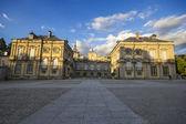 View of Palace of San Ildefonso in Segovia, Castilla-Leon, Spain — Stock Photo