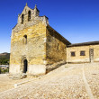 Romanesque church of Santiago in Villafranca del Bierzo (Camino  — Stock Photo #48775281