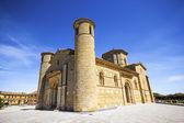 L'église romane de fromista sur le chemin de saint-jacques, palenc — Photo