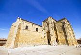 Kyrkan santa maria i villalcázar de sirga, palencia, castill — Stockfoto
