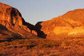 Burro Mesa Pouroff — Stock Photo