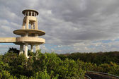 Everglades Observation Tower — Stock Photo