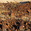 Volcanic Rocks — Stock Photo