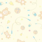 Muster für kinder — Stockvektor
