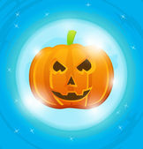 Halloween vector art — Stock Vector
