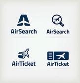 Icon Air — Stock Vector
