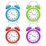 Alarm clock — Stock Vector #15642645