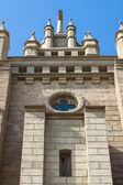 Catholic Cathedral in Tashkent — Stockfoto