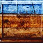 Grunge framed background — Stock Photo