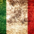 Grunge Flag of Italy — Stock Photo #35886497