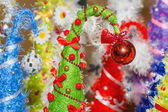 Christmas trees — Stockfoto