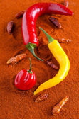 Pepper — Stockfoto