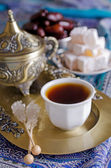 Eastern Tea Party — Stock Photo