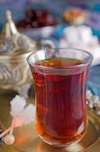 Arabic tea — Stock Photo