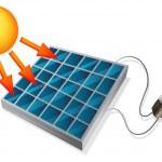 Solar Cell Concept — Stock Vector #28029309