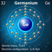Germanium — Stock Vector