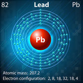 Lead — Stock Vector
