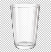 A glass — Stock Vector