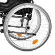 Vehicle for handicapped persons - invalid chair. — Stock Photo
