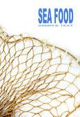 Fishing net. — Stock Photo