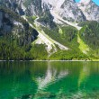 Vorderer Gosausee alpine mountain lake — Stock Photo #33441943