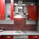 Modern kitchen, close up. — Stock Photo #33447081