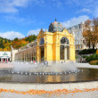 Stock Photo: Marianske Lazne Spa