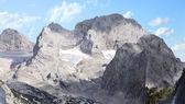 Hoher Dachstein peak — Stock Photo